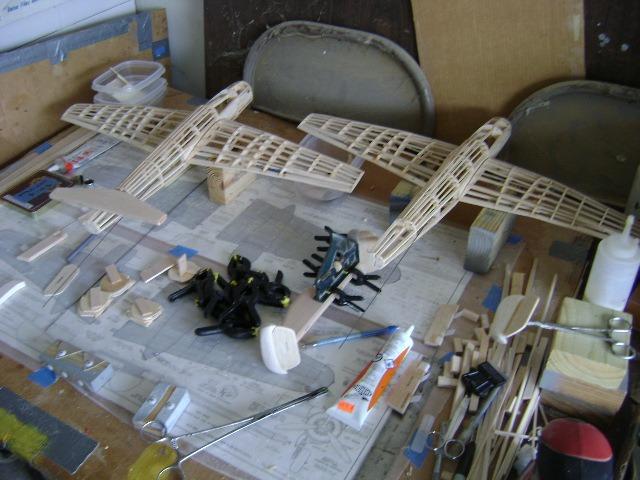 Parker Plane Projects... 21544