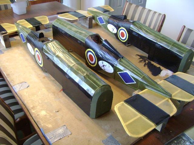 Parker Plane Projects... 23006